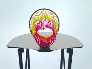 NCAA Crochet Basketball net