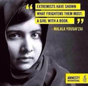 Malala - Extremists